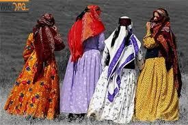 آداب و سنن در الگوی پوشش و لباس، استان كرمان