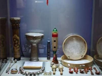 موزه سازهای سنتی