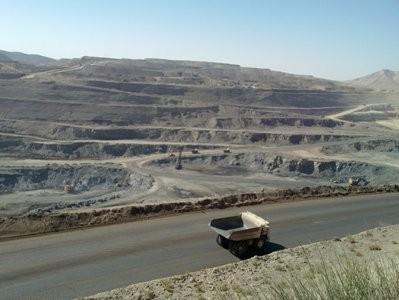 5500 محدوده معدنی در استان کرمان وجود دارد