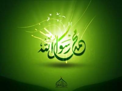 حماسه حضور با ندای لبیک یا رسول الله (ص) در کرمان