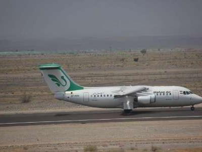 ایمنی در فرودگاه سیرجان ارتقاء یافت