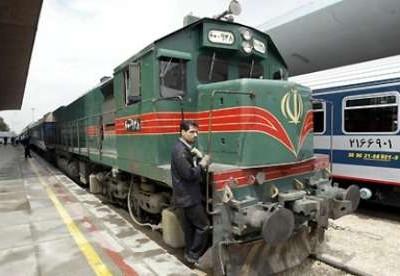 قطار ویژه مسافربری کرمان - تهران راه اندازی شد