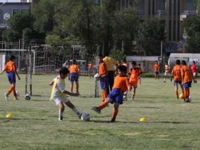 فعالیت هشت مدرسه فوتبال دارای مجوز در کرمان