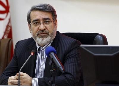 وزیر کشور وارد کرمان شد