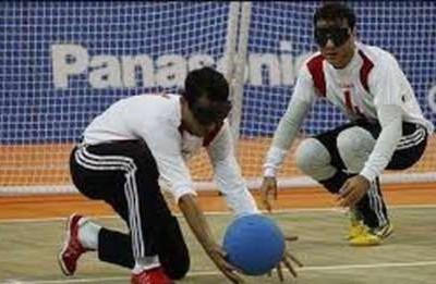 اردوی تیم ملی گلبال نابینایان در کرمان پایان یافت