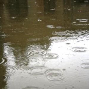 بارندگی در بافت موجب آبگرفتگی معابر شد