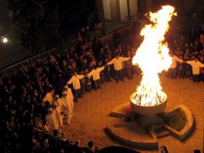 جشن سده کرمان چگونه و در چه تاریخی برگزار می شود؟