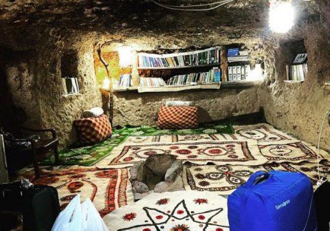 روستای میمند شهر بابک کرمان