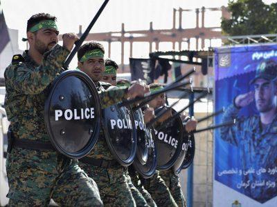 رزمایش نیروی یگان ویژه در کرمان